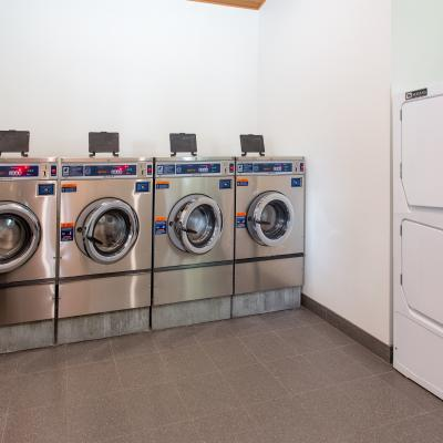 Laundry Facilities Updated